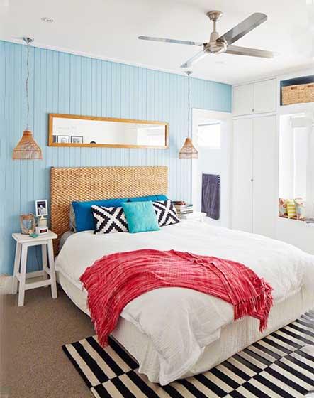 简约风格卧室装修装饰图片