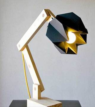 创意灯具设计实景图片