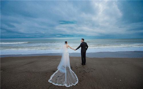 婚纱照背影图片欣赏 在哪里拍背影婚纱照好看