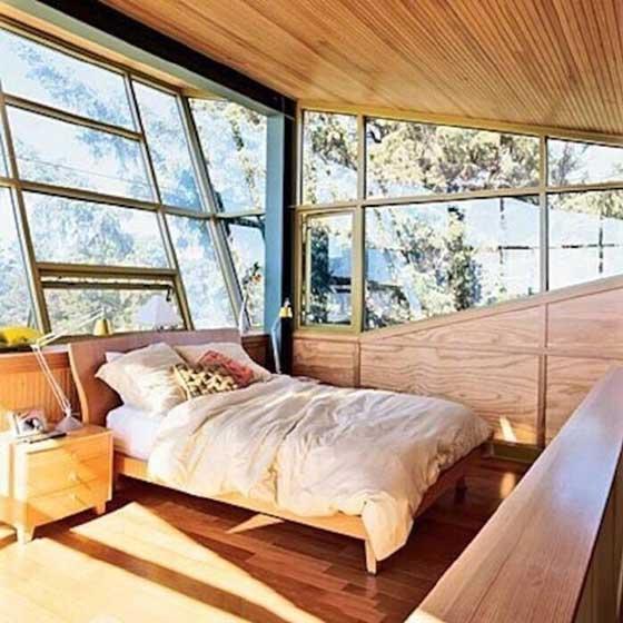 木质阁楼卧室图片大全