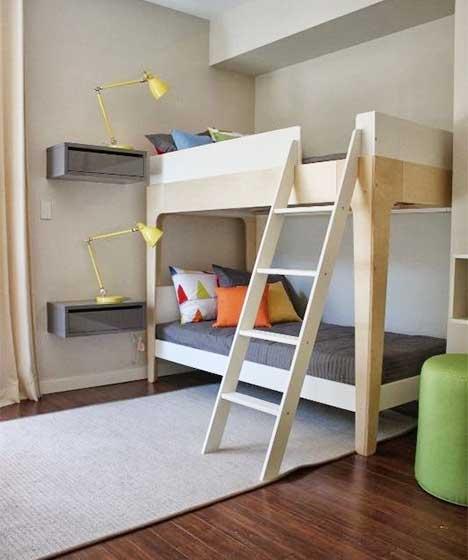 童趣儿童房设计构造图