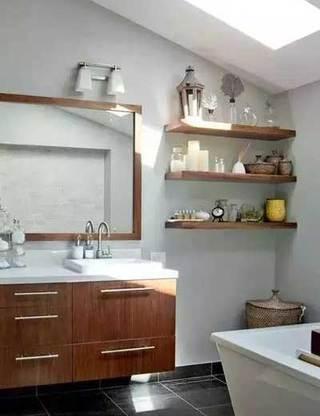 浴室收纳搁板参考图