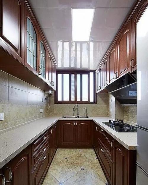 3平方厨房装修效果图 5款小户型厨房装修抠门秘笈