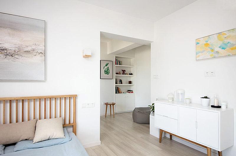 140平北欧风格复式楼儿童房装修