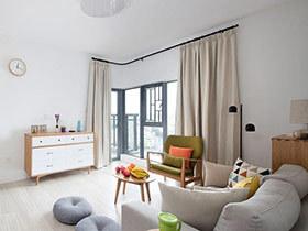 140平北欧风格复式楼装修 收纳达人的家