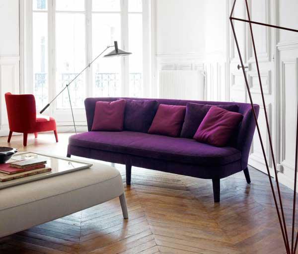 布艺沙发设计参考图