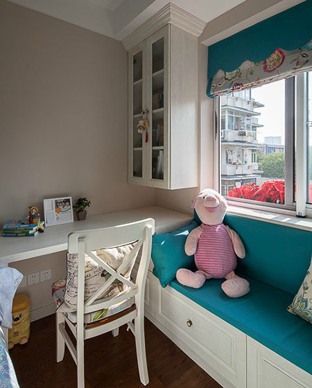 小户型客卧书房装修