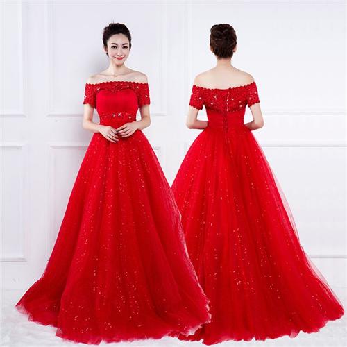 红色婚纱照图片大全欣赏,中国红色婚纱的蕴意 红色婚纱照图片大全