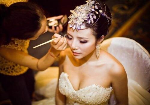 一次 2017新娘妆面造型价目表