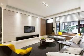 现代风格两居室客厅图片大全