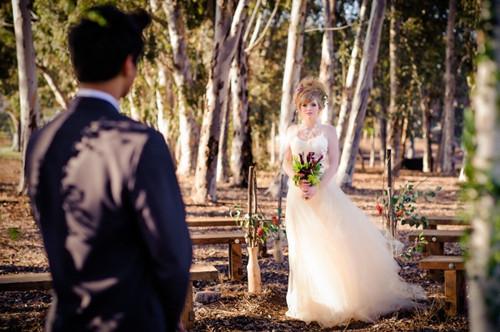 森林婚礼现场图片 如何布置森林婚礼现场