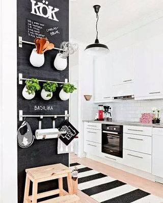 厨房装修收纳设计图