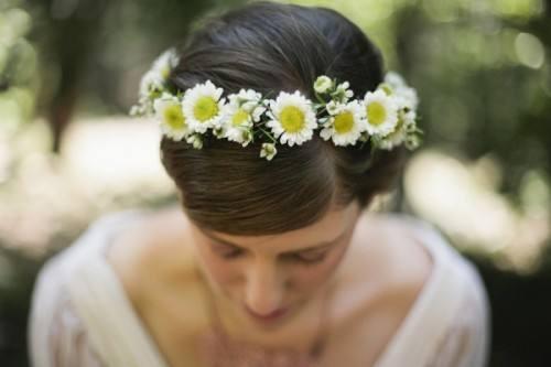 新娘花环造型推荐2017 如何制作新娘花环