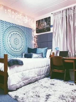 出租屋卧室设计效果图