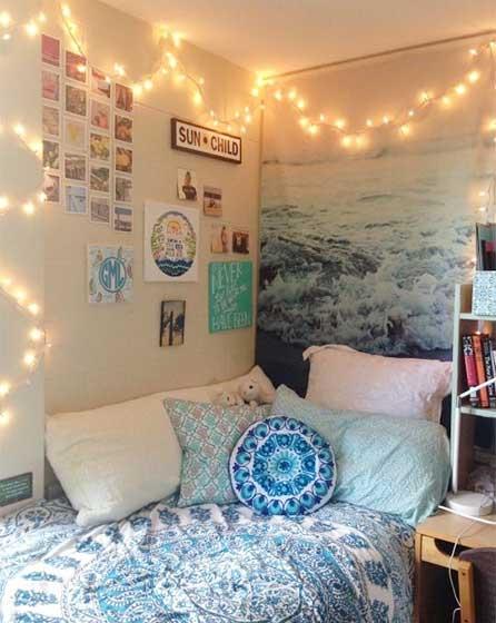 出租屋卧室装饰平面图