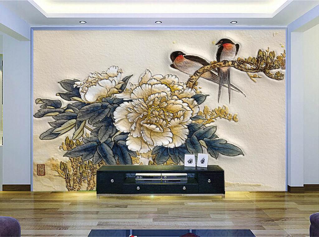 电视墙材料硅藻泥的作用硅藻泥能的好处有哪些