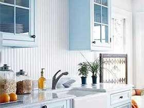 完美的味道  10款美式厨房装修图片