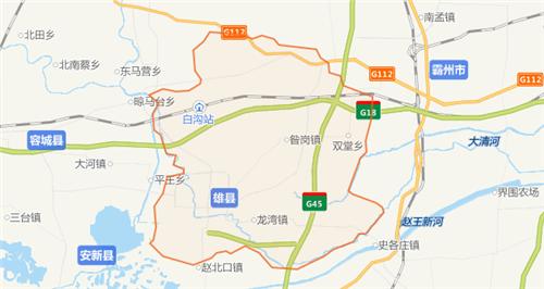 雄安新区地处河北雄县城内,一个小县城的房价怎么能做到一夜暴涨呢?