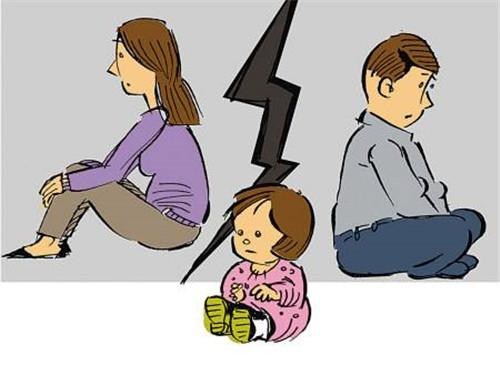 父母婚姻对孩子的影响