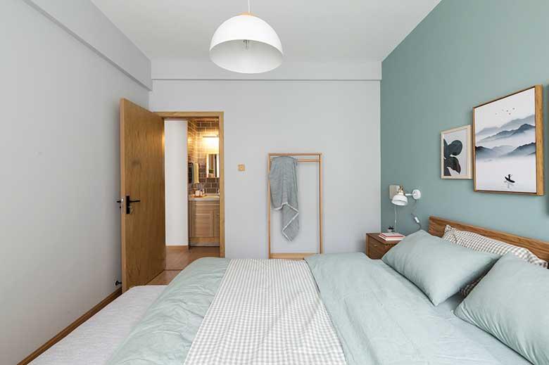 52㎡单身公寓卧室图片