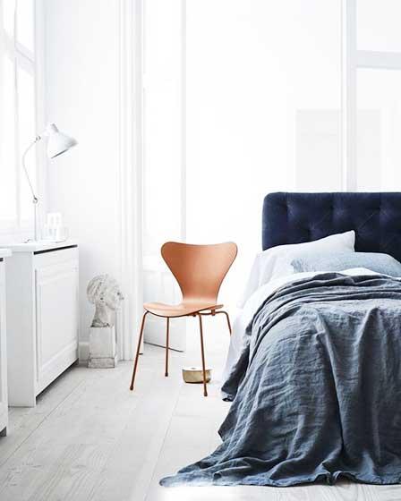 北欧风座椅设计平面图