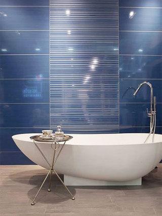 特色浴缸装饰效果图片