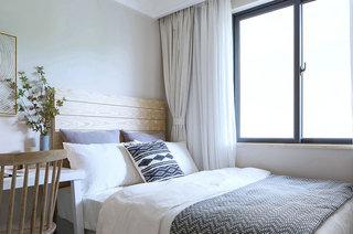 北欧风格样板房装修次卧效果图设计