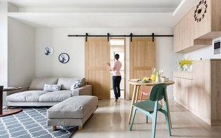60平小户型装修客厅设计图