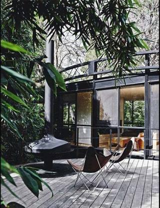 庭院花园设计平面图