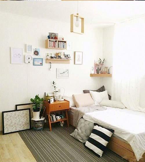 出租屋卧室改造设计平面图