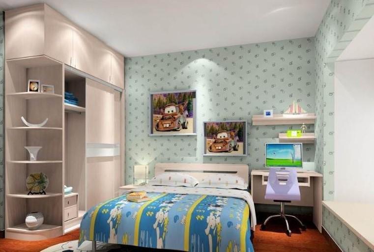 小户型装修--卧室营造大空间图片