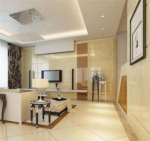 客厅墙面贴瓷砖好不好 客厅墙面怎么装饰好