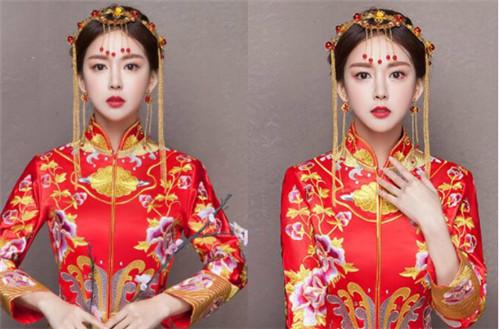 创意新娘妆整体造型图片 5款百变潮流造型任你选