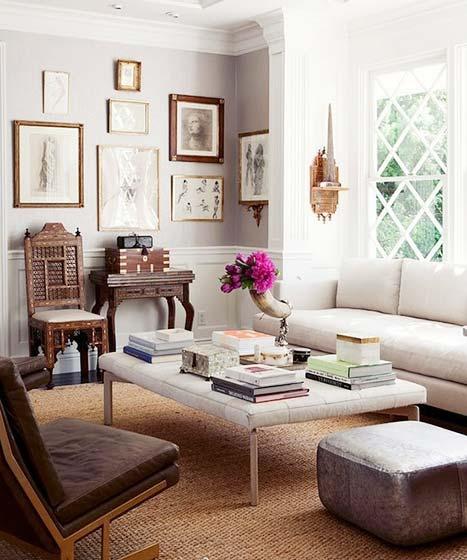 客厅照片墙搭配图片大全