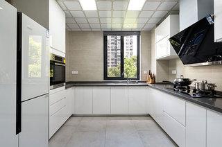 165平混搭风格公寓整体厨房装修