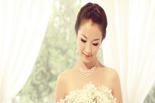 韩式婚礼发型图片欣赏 五款2017最流行的婚礼发型