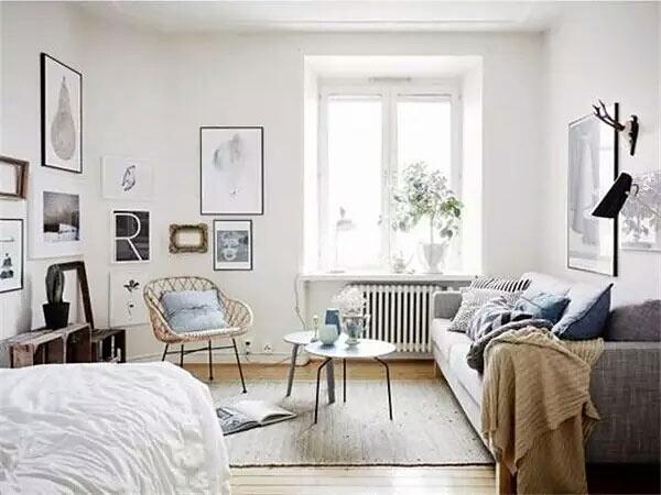 超小户型单身公寓装修图