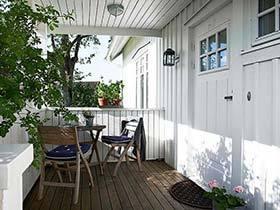 我与阳光有故事  10款阳台装修花园实景图