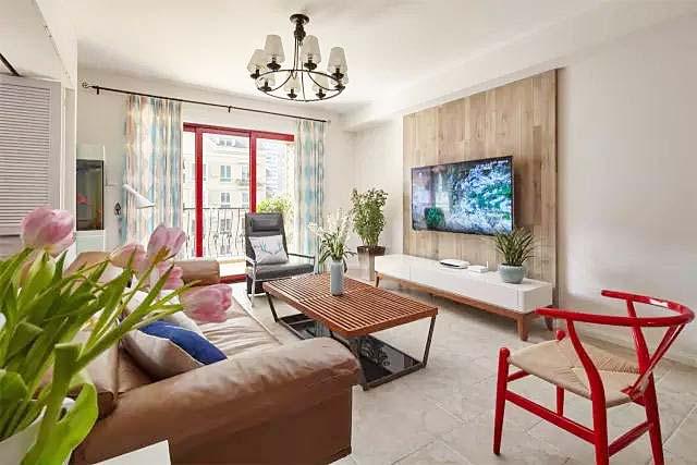 台湾的迷你公寓,小而精致,简单舒适的生活就该这样!