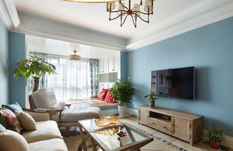 小户客厅装修效果图 创造属于自己爱的港湾