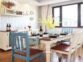 美式家居装修效果图 现代小美式风格装修样板房