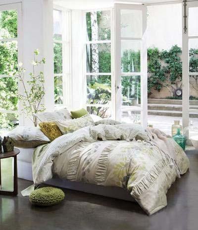 植物卧室设计平面图