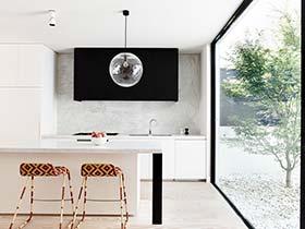 我的效果世界  10款家居小吧台设计图