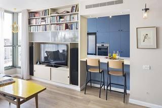 家居小吧台设计实景图