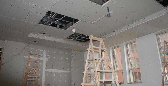 石膏板吊顶好不好 石膏板有什么优缺点