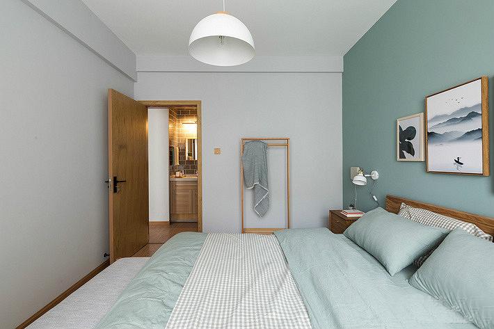 60平小户型装修效果图卧室设计