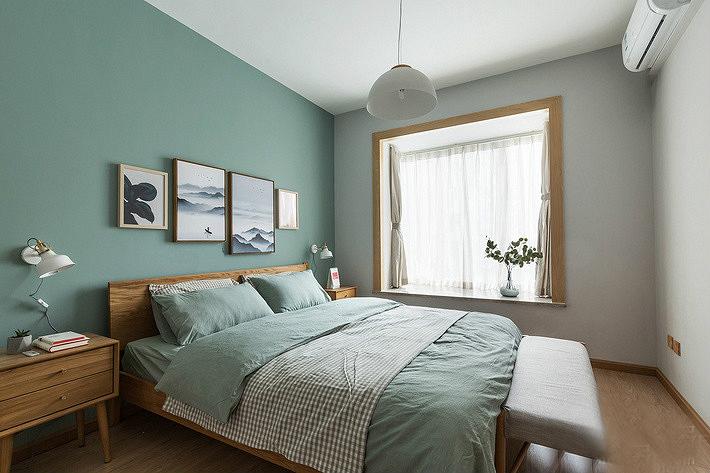 60平小户型装修效果图小卧室装修图