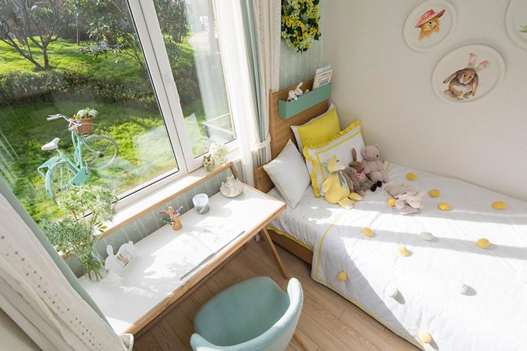 听说睡得不好的人都用了这套卧室改善大法,希望明天你是被清晨的