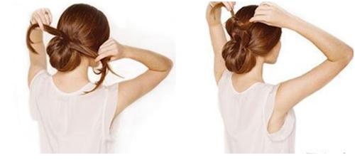 新娘发型教学图解2017 如何根据脸型选择发型