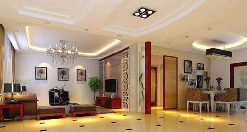 60平米一室一厅装修图 小户型也有精致生活